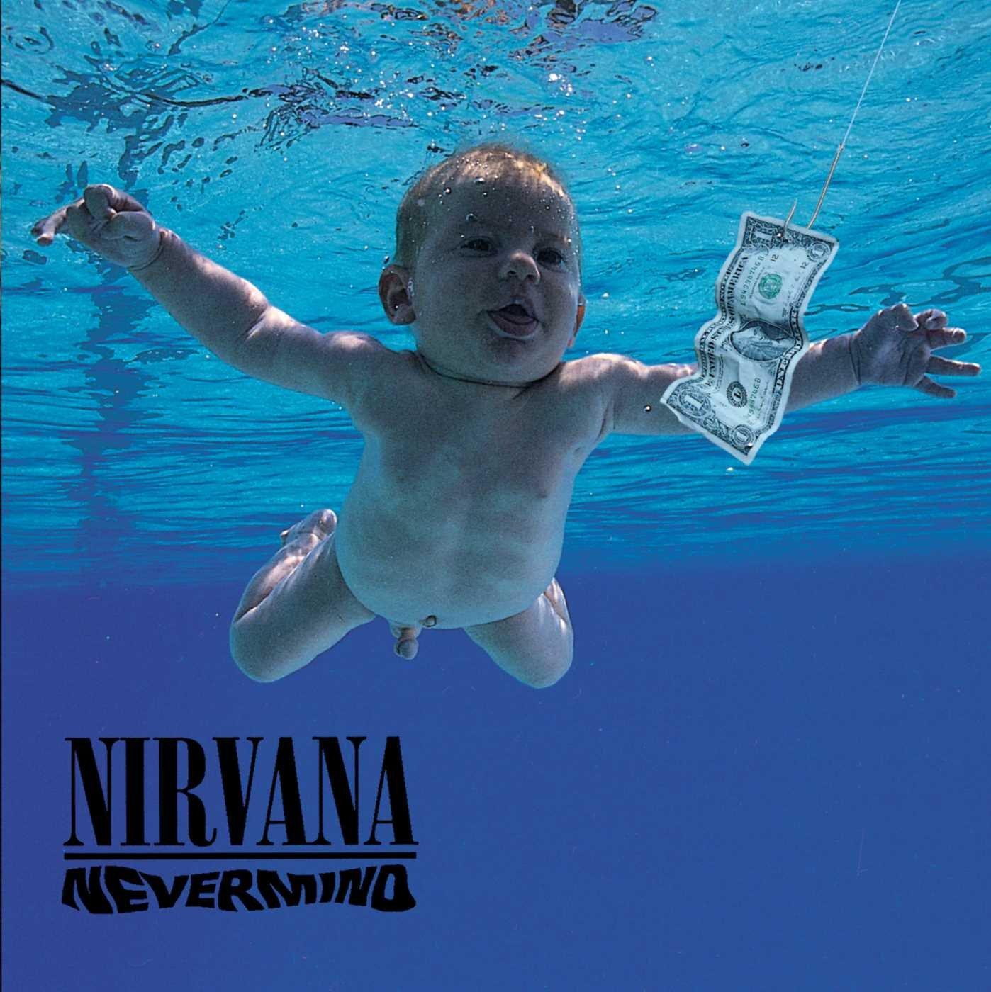 Vinilo : Nirvana - Nevermind (LP Vinyl)
