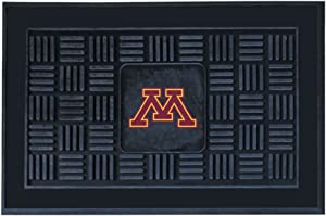 FANMATS NCAA University of Minnesota Golden Gophers Vinyl Door Mat