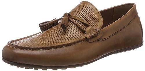 ALDO Freinia, Mocasines para Hombre, Marrón (Lt Tan), 42 EU: Amazon.es: Zapatos y complementos
