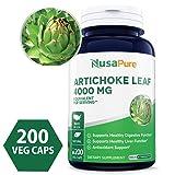 Artichoke Extract 4000mg 200 Veggie caps