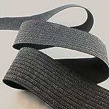 Paspel versilbert hochwertig Par 5 m/ètres designers-factory Lurex Paspel Silber Gro/ßh/ändig Paspel Couture hochwertige Lurex-Paspel in sch/öner Qualit/ät