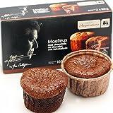 [2個セット] ベルギー直輸入 フォンダンショコラ (Moelleux au chocolat) 80g 2個入 お徳用(*2セット計4個入)