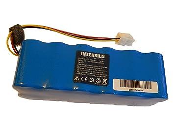 Batería NiMH 4500mAh (14.4V) para robot aspirador Home Cleaner Samsung Navibot SR8840, SR8841, SR8843, SR8844, SR8845, SR8846, SR8847 como VCA-RBT20.