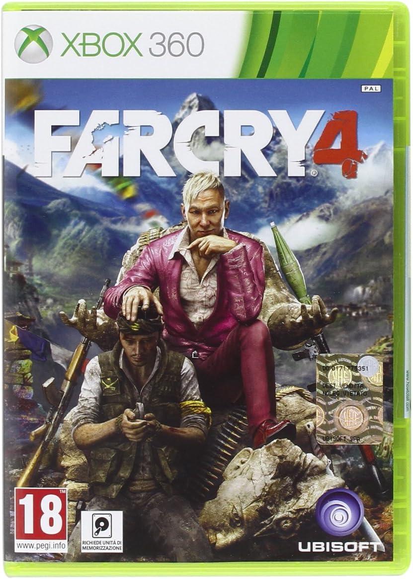 Ubisoft Far Cry 4, Xbox 360 - Juego (Xbox 360, Xbox 360, Shooter ...