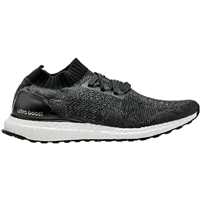 f6c3a375916c6 adidas Mens Ultraboost Uncaged Black Mult-Color Fabric Size 8