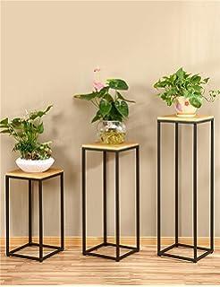 porte fleurs porte fleurs amricain rtro en bois massif fer forg pot de
