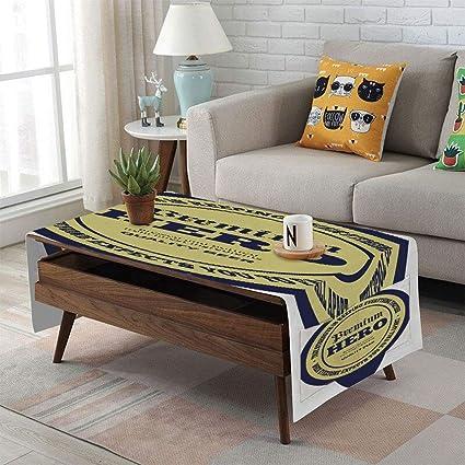Amazing Amazon Com Iprint Linen Blend Tablecloth Side Pocket Design Home Interior And Landscaping Oversignezvosmurscom