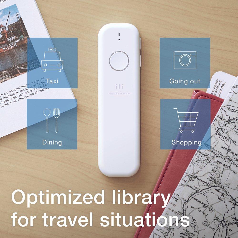 One-Way Translator ili Instant Offline Language Translator Device