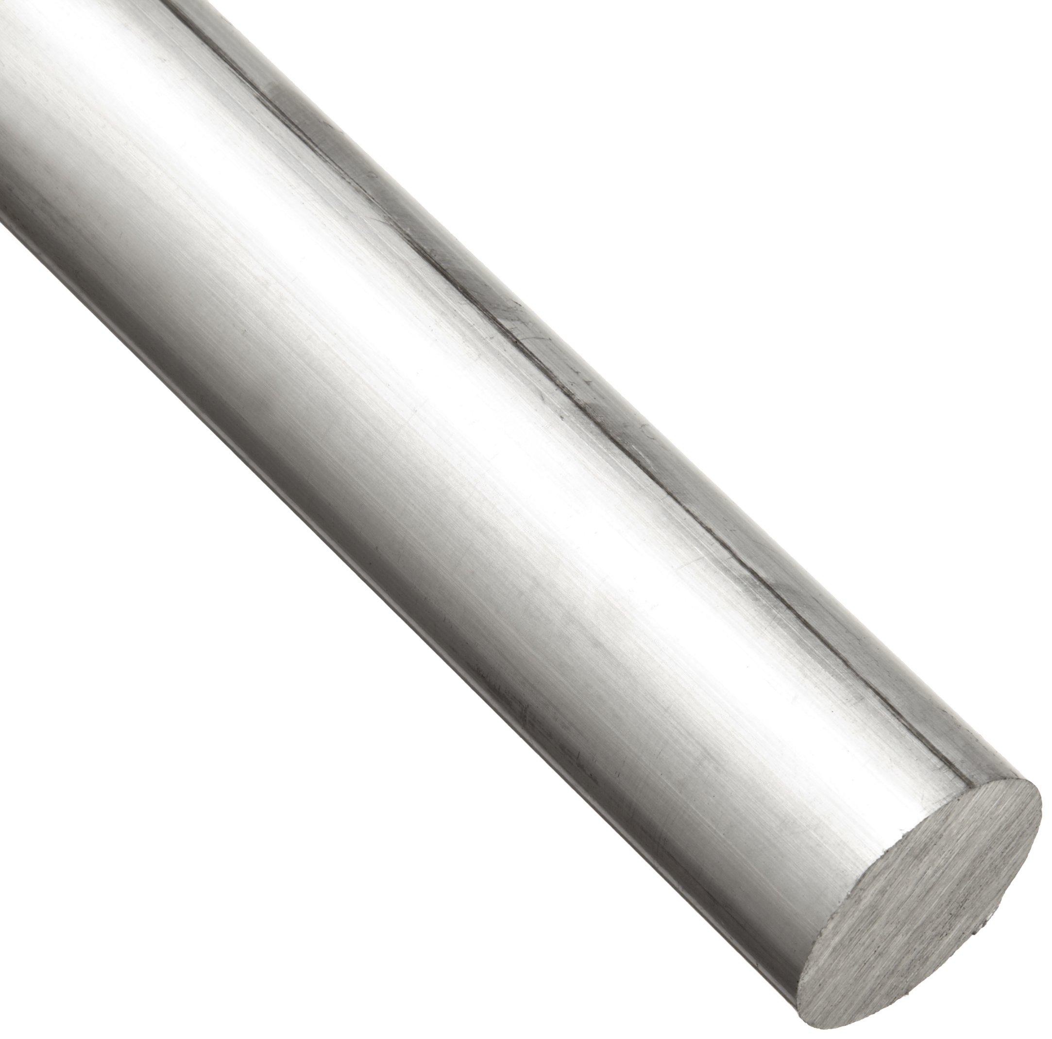 Meets ASTM D4020 Ultra High Molecular Weight Polyethylene 1 Length 1 Diameter UHMW Opaque White Round Rod