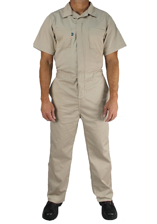 Kolossus Workwear PANTS メンズ B07BK8BZFT X-Large|カーキ カーキ X-Large