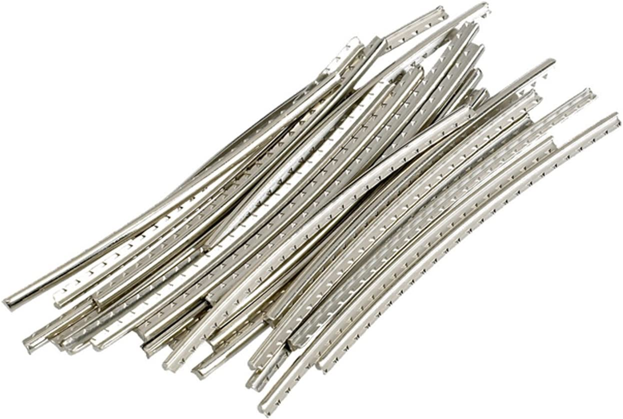 Genuine Fender 24 Pieces Standard Fret Wire Fretwire for Strat//Tele 099-1998-000