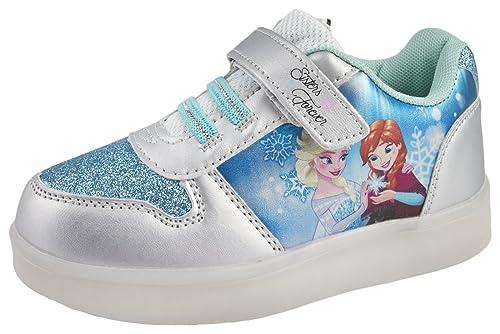 9606b4a45 Disney Frozen - Sandalias con Cuña Chica