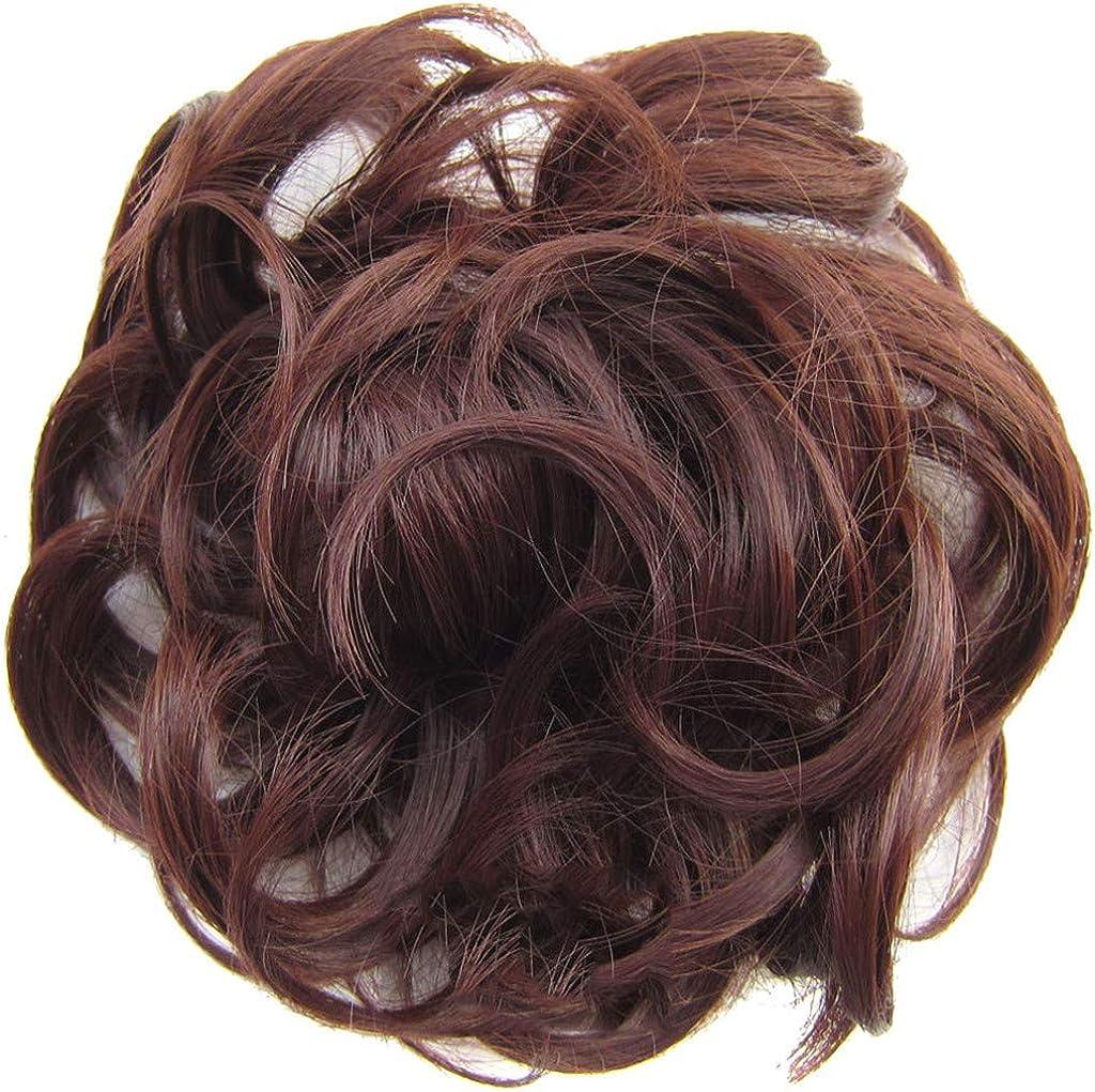 LONGDAY Hair Bun Extensions...