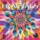 Fractals 2016 Wall Calendar by Orange Circle Studios