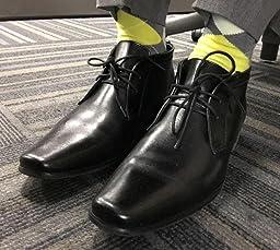Amazon.com   Calvin Klein Men\'s Ballard Leather Chukka Boot   Chukka