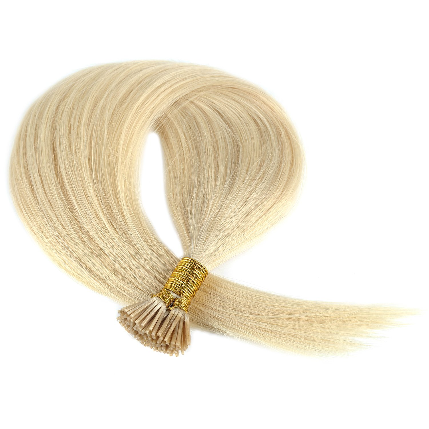 Amazon Grammy Stick I Tip Real Human Hair Extensions 22 Inch