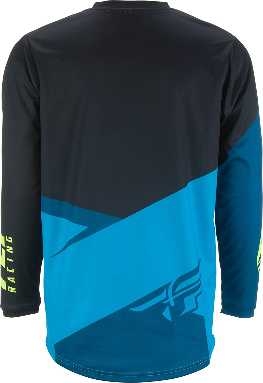 Fly Racing 2019 F-16 Jersey and Pants Combo Blue//Black//Hi-Vis Large,40