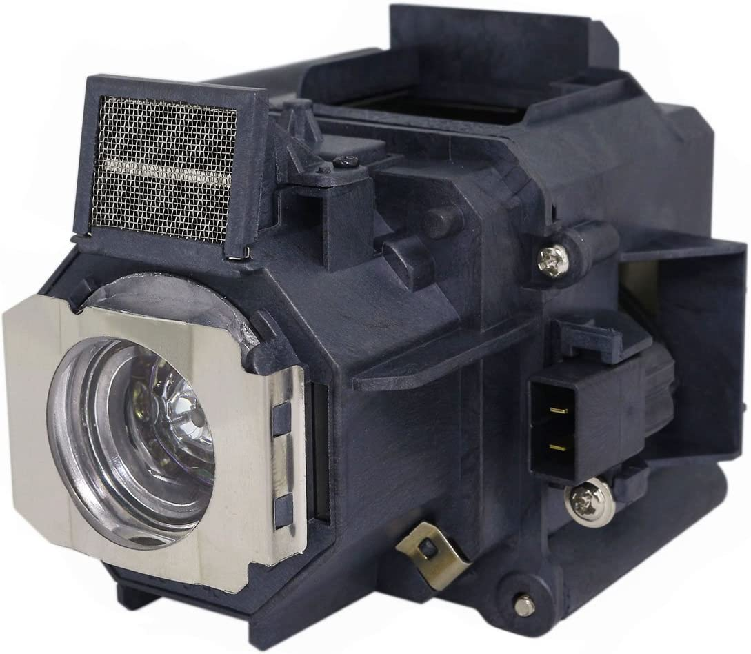 AuroBeam Front Projection Replacement Bulb/Lamp Enclosure, for Epson ELPLP62, with Housing 71Va3kX3zML