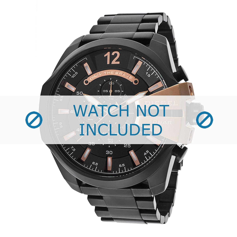 Armani Uhrenarmband AR-1410 Keramik (Es ist KEINE Uhr inklusive! Nur Original- Uhrenarmband)