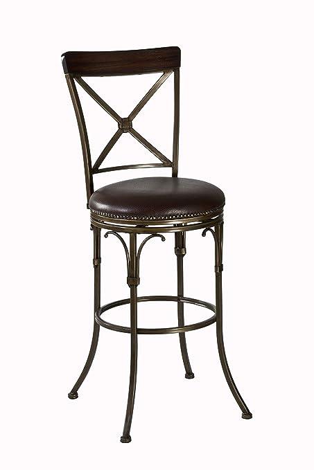 Tremendous Amazon Com Hillsdale Furniture 5241 826 Atkins Counter Unemploymentrelief Wooden Chair Designs For Living Room Unemploymentrelieforg