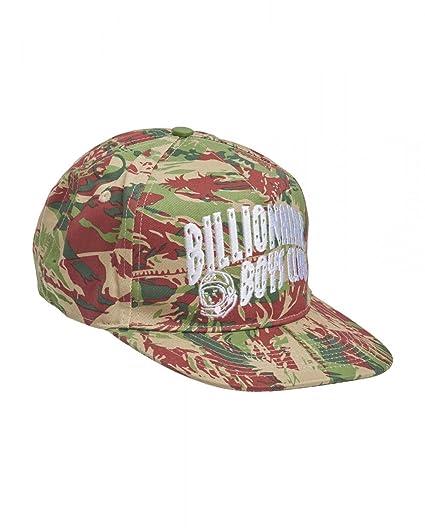 6b2e6164 Billionaire Boys Club Mens Lizard Camo Print Snapback Cap O/S CAMO:  Amazon.co.uk: Clothing