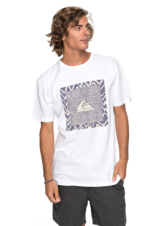 Quiksilver Classic Nano Spano - Camiseta Hombre