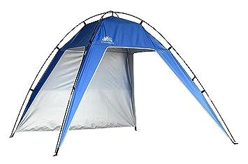 ShadeQuick Mini Outdoor Canopy Tent - Deluxe Large XL Portable Picnic Gazebo Sun Shelter u0026 Sun  sc 1 st  Amazon.com & Amazon.com: ShadeQuick Mini Outdoor Canopy Tent - Deluxe Large XL ...