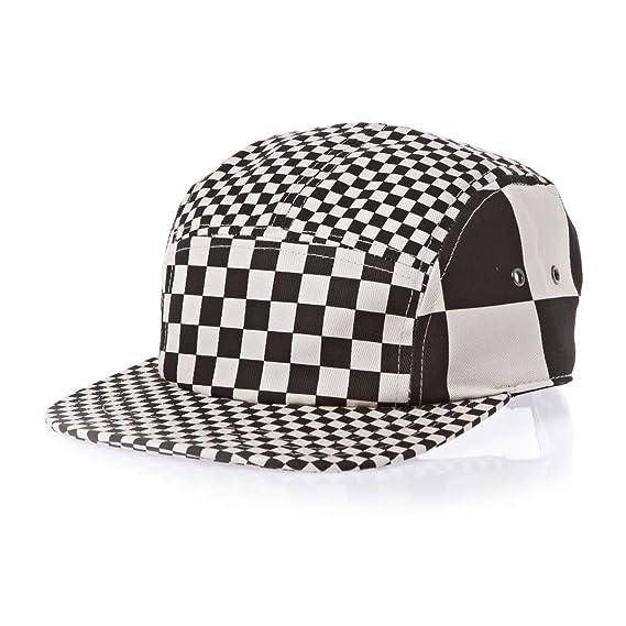 c892a3838efdb Vans Mens Check It Camper Cap - Checkerboard: Amazon.in: Clothing ...