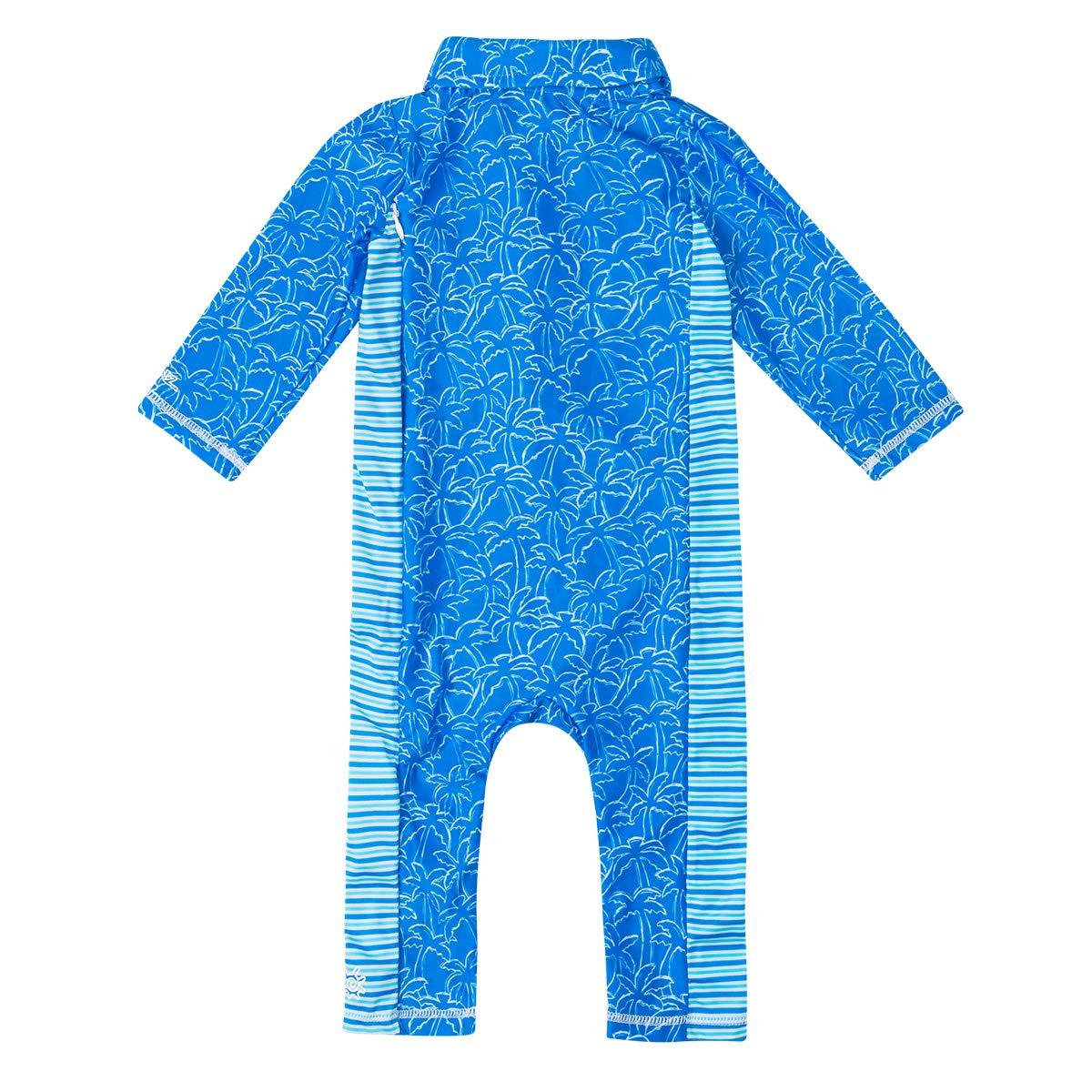 Baby Boys Sun /& Swim Play Suit UV SKINZ UPF 50
