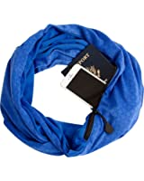 SHOLDIT Convertible Infinity Scarf with Pocket - Dot Line