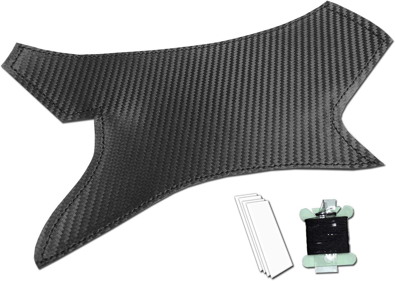 LHD SET Copertura per la maniglia della porta in carbonio per la serie 3 E90 E91