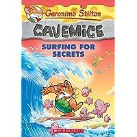 Cavemice. Surfing For Secrets: 8 (Geronimo Stilton Cavemice)