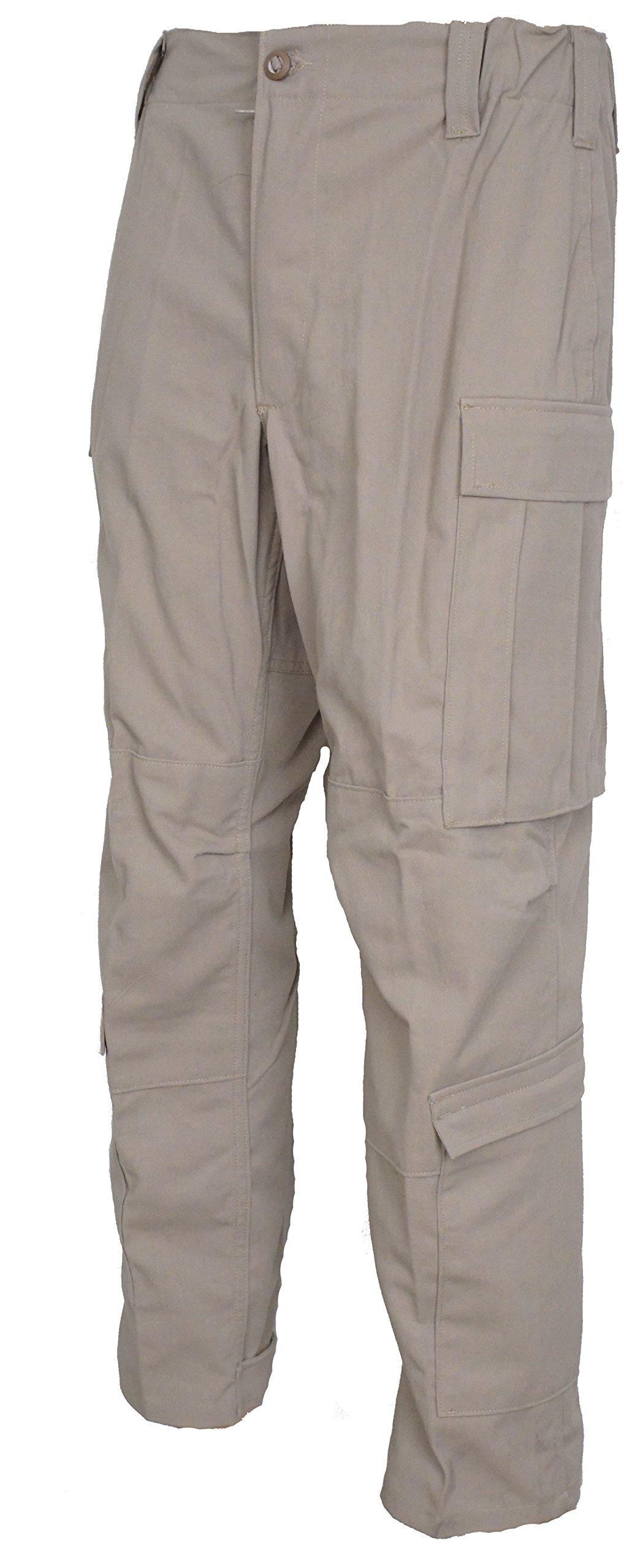 Drifire Phoenix II Fire Resistant Flight Suit Khaki Pants US Army XLarge