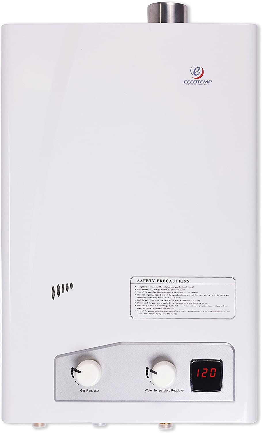 Ecotemp FVI-12-LP Tankless Water Heater