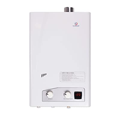 Eccotemp fvi12-NG FVI-12 Natural Gas High Capacity Tankless Water Heater