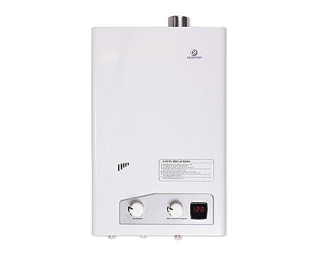 Eccotemp fvi12-NG FVI-12 Natural Gas High Capacity Tankless Water Heater