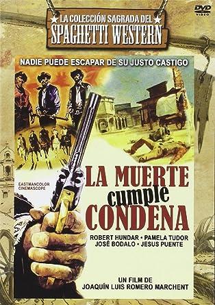 La muerte cumple condena - 1966 - Joaquin luis romero marchent - Import Spain - Region