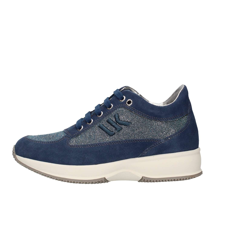 Lumberjack SW01305 008 N72 Zapatos Mujeres 36 EU|Azul