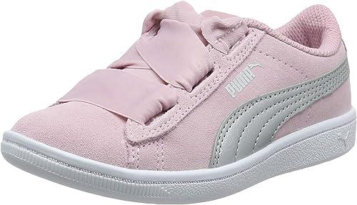 PUMA Mädchen Vikky Ribbon Ac Ps Sneaker