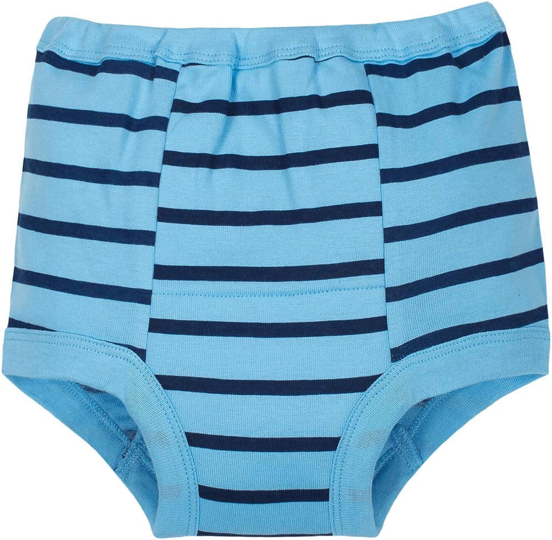 Gerber Organic Cotton Reusable Training Pants 3pk Toddler Boy Size 2T