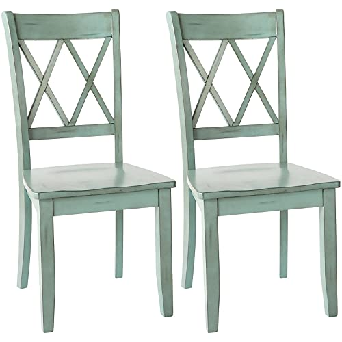 rustic dining room sets classy ashley furniture signature design mestler dining room side chair wood seat set of rustic chairs amazoncom