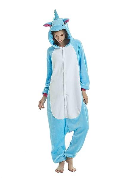 Pijamas de UnaPieza - Youson Girl® (M: Altura (61.8inch-65.7
