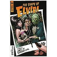Elvira Shape Of Elvira #4 Cvr C Acosta (Dynamite, 2019) NM