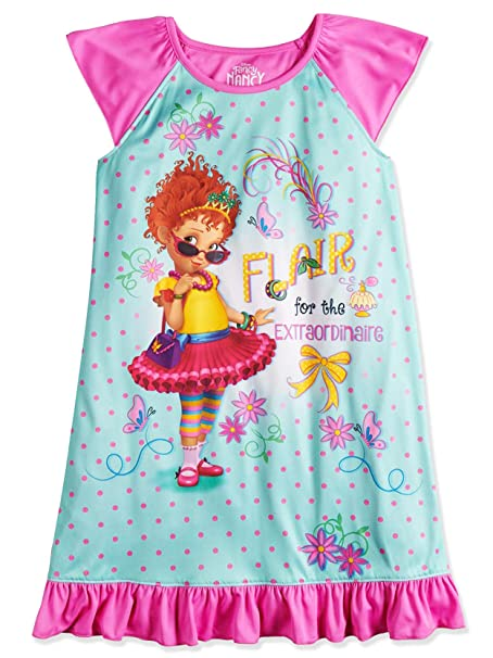 Amazon.com: Disney Fancy Nancy - Pajamas de manga larga para ...