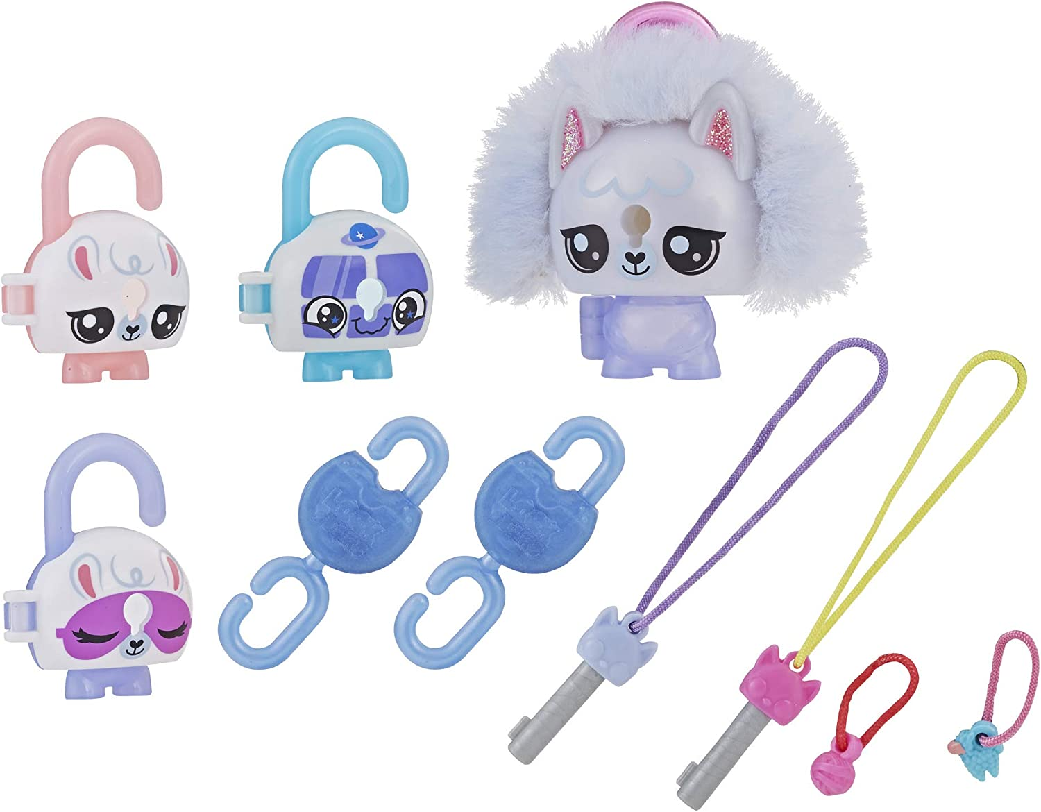 Lock Stars Series 3 Candy Theme Deluxe Figure with Accessories