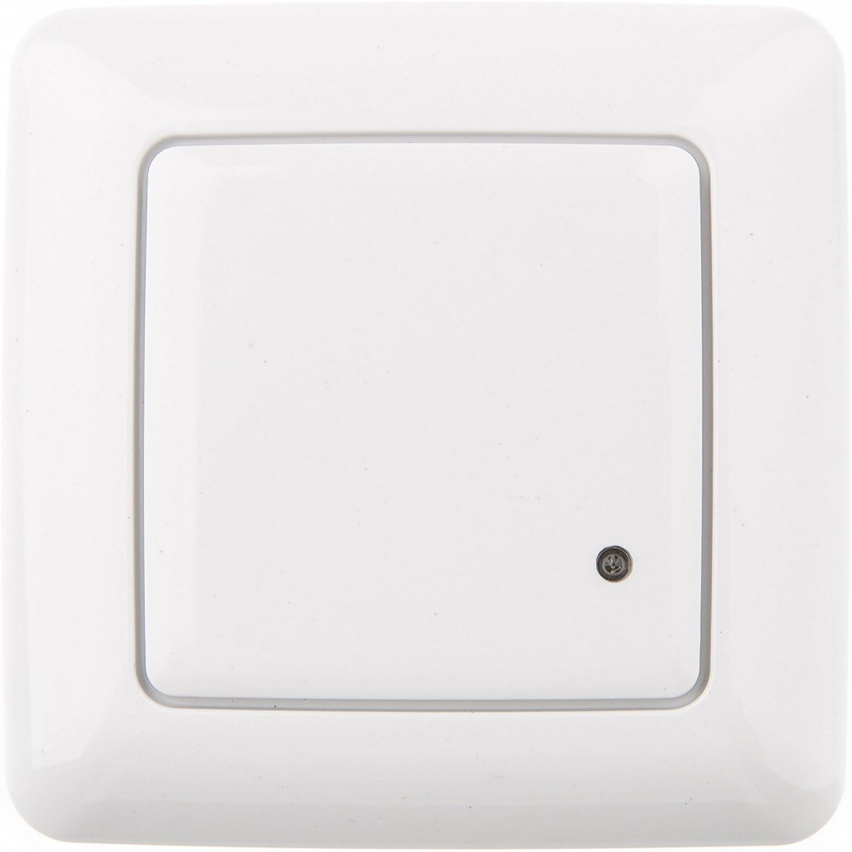 Sensor Pared empotrable Standard 160/º Compatible LED LED ATOMANT Detector Presencia 10 x 8 x 8 cm Interruptor autom/ático por Movimiento BLANCO 300 W