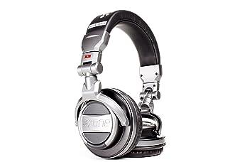 Allen & Heath XD2-53 Negro, Acero inoxidable Circumaural Diadema auricular - Auriculares (