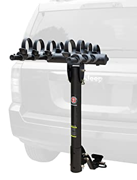 Schwinn 4-Bike Hitch rack de montaje