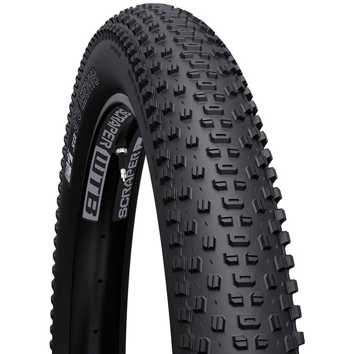 W010-0669 WTB Ranger TCS Dual DNA Folding Tubeless Ready Bicycle Tire 27.5in Wilderness Trail Bikes Inc