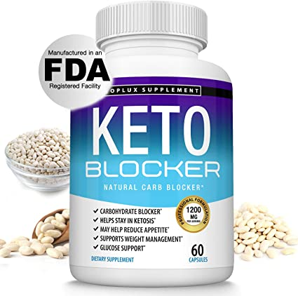 Amazon Com Keto Blocker Pills White Kidney Bean Extract 1200 Mg Natural Ketosis Support Keto Diet For Men Women 60 Capsules Toplux Supplement Health Personal Care